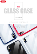 XO N. Glass iPhone 11 Max (6,5) czerwona